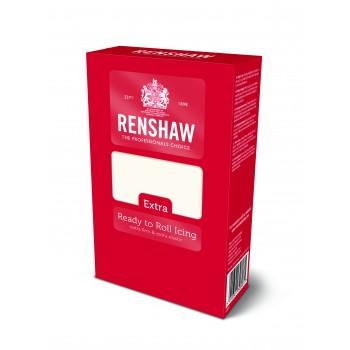 Renshaw Rolfondant Extra 1kg -White-