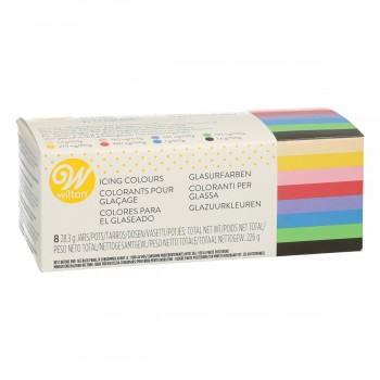 Wilton Icing color kit 8 x 28gr