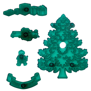JEM Christmas Tree & Extra's - Set/5