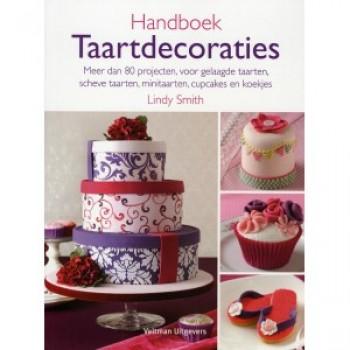 Handboek Taartdecoraties - Lindy Smith