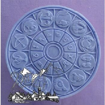 Alphabet Moulds Zodiac
