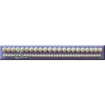 Alphabet Moulds - Plain Beads