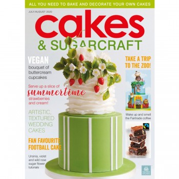 Cakes & Sugarcraft 158 July/August 2020