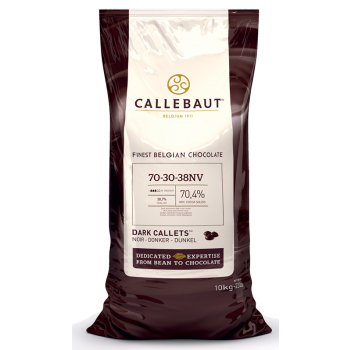 Barry Callebaut NV Callets 703038 puur glac.10kg