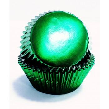 PME Metallic Green Standard Baking Cases Pk/30