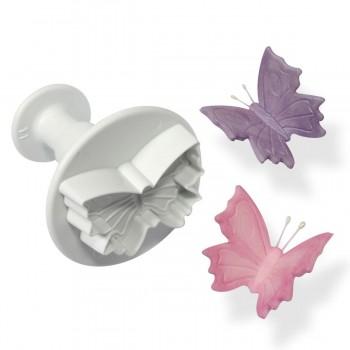 PME Veined Butterfly Plunger Medium