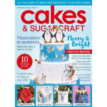 Cakes & Sugarcraft 137 Winter 2016-2017