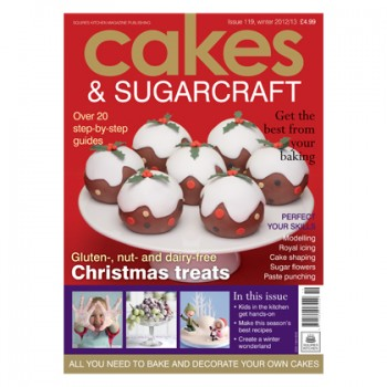 Cakes & Sugarcraft 119 - Winter 2012-2013