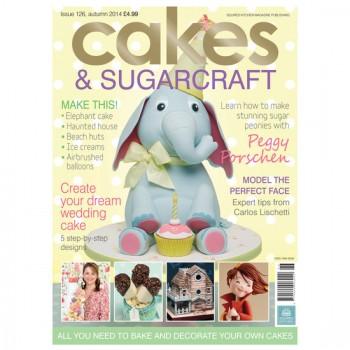 Cakes & Sugarcraft 126 - Autumn 2014