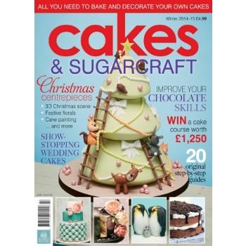 Cakes & Sugarcraft 127 Winter 2014-2015
