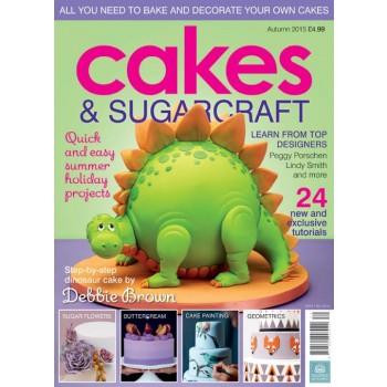 Cakes & Sugarcraft 130 - Autumn 2015