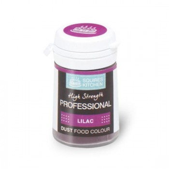 SK Professional Dust Food Colour Lilac