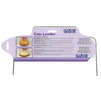 "PME Cake Leveller  12"" – Taartzaag 30cm"