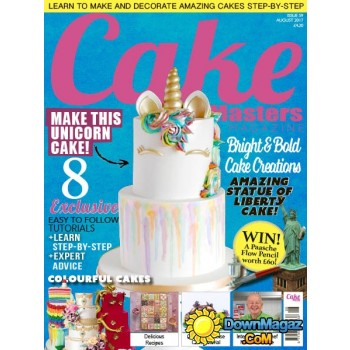 Cake Masters - August 2017