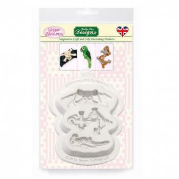 Katy Sue Designs - Sugar Buttons Pirate Accessories