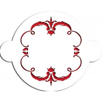"Designer Stencils ""Luciana"" : Italian MSW Series"