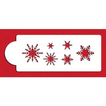 Designer Stencils Snowflake