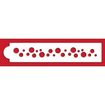 Designer Stencils Floating Bubbles Companion