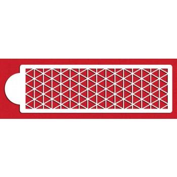 Designer Stencils Triangle Quilt Pattern