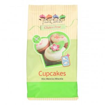 FunCakes Mix voor Cupcakes, Glutenvrij 500g