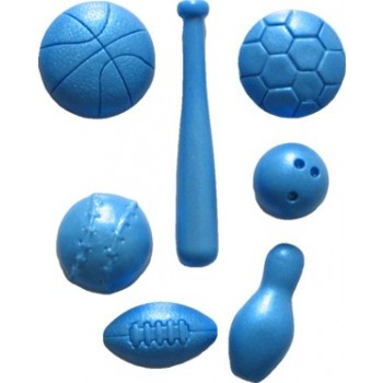 First Impressions Mini Miscellaneous Sports Set