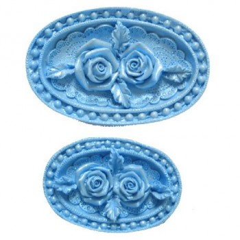 First Impressions Rose Medallions