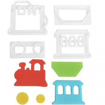 FMM Train Cutter Set/4