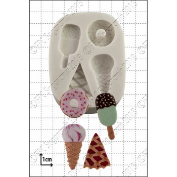 FPC Sweet Treats Silicone Mould