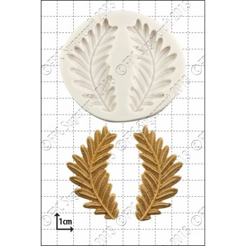 FPC Fern Fronds Silicone Moulds