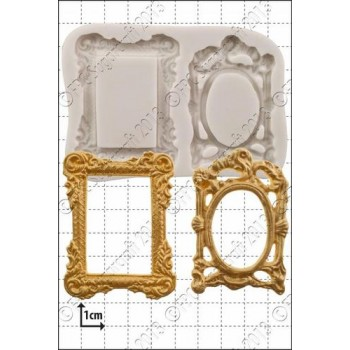 FPC Picture Frames Silicone Mould