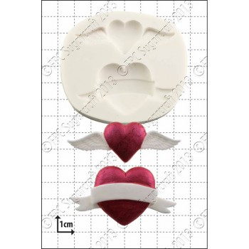 FPC Valentine Hearts Silicone Mould