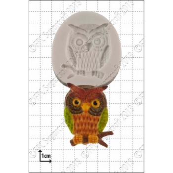 FPC Wise Owl Silicone Mould