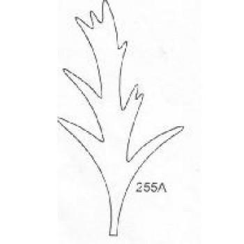 Framar cutters Poppy Leaf narrow