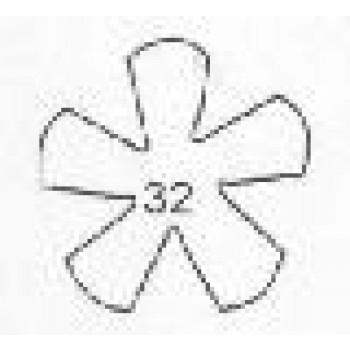 Framar cutters Dianthus