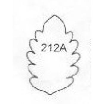 Framar cutters Pansy Leaf
