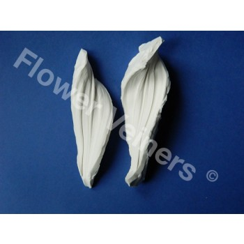 Flower Veiners Dahlia Petal Long & Narrow