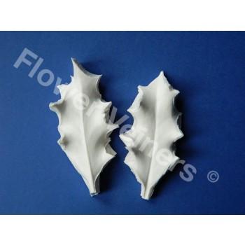 Flower Veiners Illex Christmas Holly Leaf M