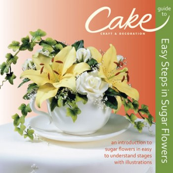 Guide to Easy Steps in Sugar Flowers
