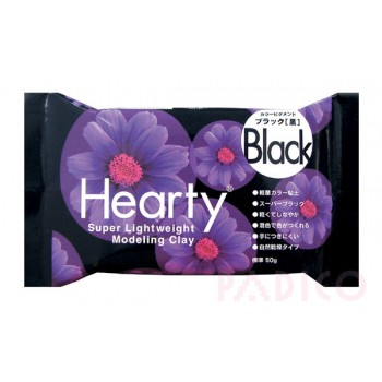 Hearty Modelling Clay - Black