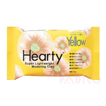 Hearty Modelling Clay - Yellow