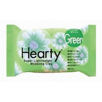 Hearty Modelling Clay - Green
