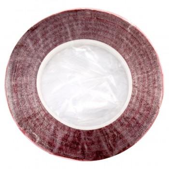 Hamilworth Floral Tape Metallic Red