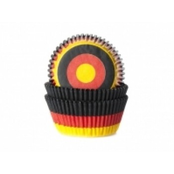 HoM Baking cup Vlag Duitsland