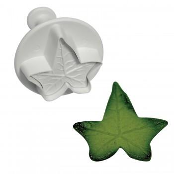 PME Veined Ivy Leaf Plunger Cutter M