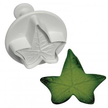 PME Veined Ivy Leaf Plunger Cutter L
