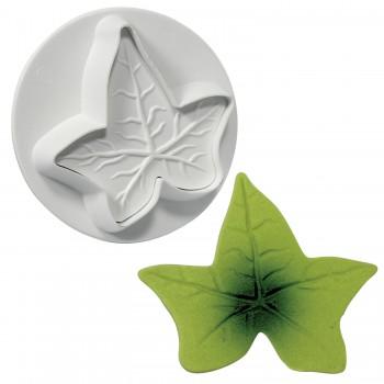 PME Veined Ivy Leaf Plunger Cutter XXXL