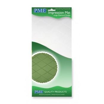 PME Impression Mat Diamond Large