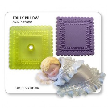 JEM Frilly Pillow