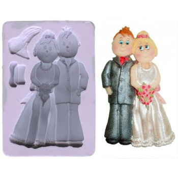 Karen Davies Bride & Groom