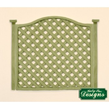 KatySueDesigns Design - Trellis Fence